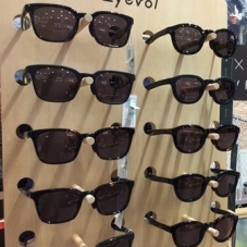 Eyevol×BRIEFING入荷!!
