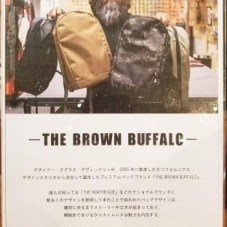 『THE BROWN BUFFALO』