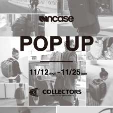 <in case>POPUP in 金沢&広島!